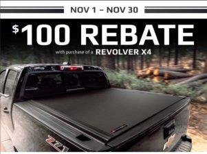 Revolver Rebate