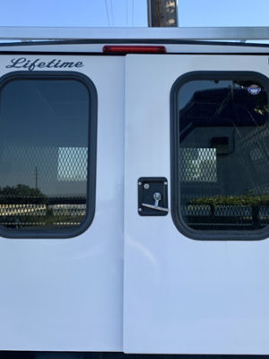Workmate Commercial Camper shell