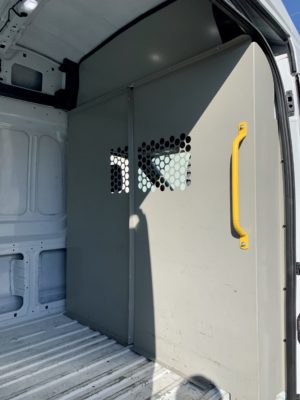 2015-2019 Ford Transit High-Roof Partition